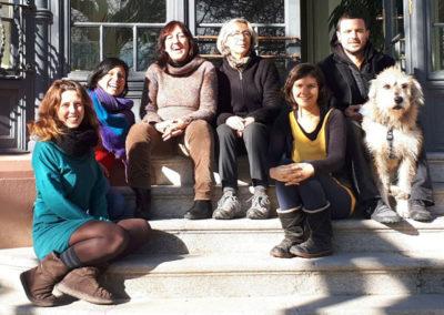Co-disseny i co-gestió de la comunitat d'aprenentatge Uniterra Catalunya