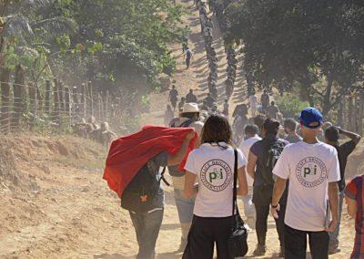 Equip formador del projecte de Brigades Internacionals de Pau a Kenya