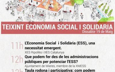 Teixint Economia Social i Solidària a la Garrotxa