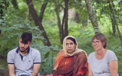 Joves defensores de drets humans a la Mediterrània