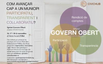 Formació en Govern Obert