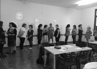 Formació per a mentores Programa Català de Refugi