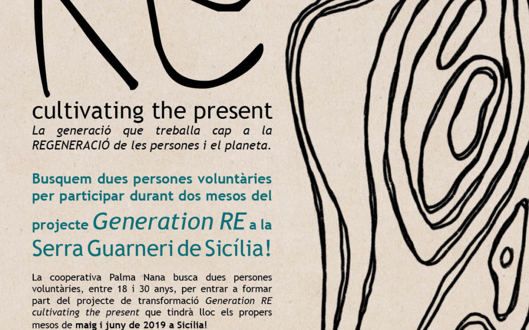 GenerationRE, cultivating the present!