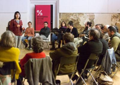 Teixint l'Economia Social i Solidària de la Garrotxa i el Ripollès
