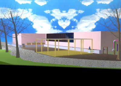 Procés participatiu per al disseny del pati d'infantil de l'escola de Castanyer de Sant Joan les Fonts