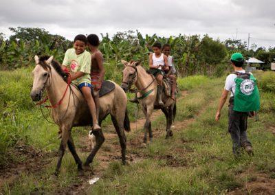 Avaluació Participativa Peace Brigades International Colòmbia (PBI)