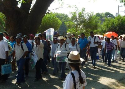 Avaluació Participativa a Peace Brigades International Mèxic (PBI)