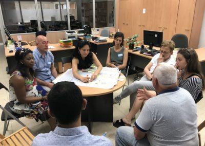 Avaluació participativa per a la Coordinadora d'ONG's Solidàries