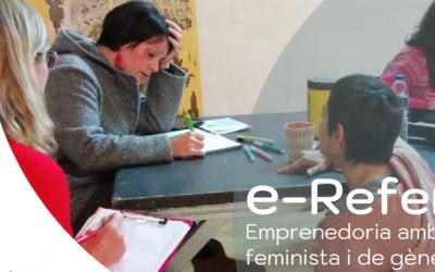 E-referent 2021, creació de projectes des de l'economia feminista i solidària