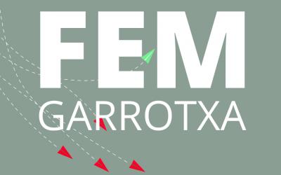 FEM GARROTXA, fem territori resilient!