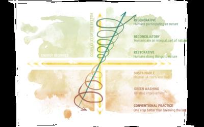 Regenerative spiral / Espiral regeneratiu